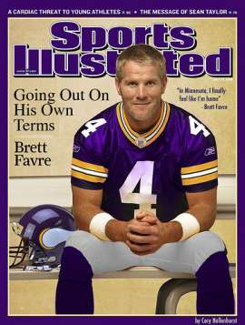 Favre's Final Farewell