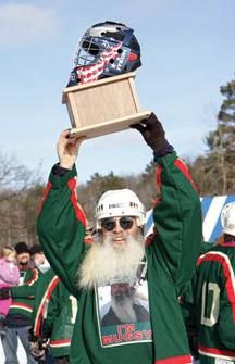 Hockey Beard Part 2